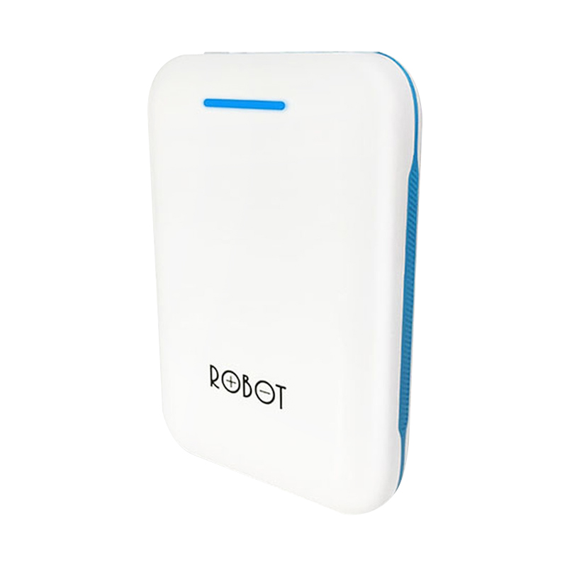 Vivan Robot RT6600 Powerbank White [6600 mAh]