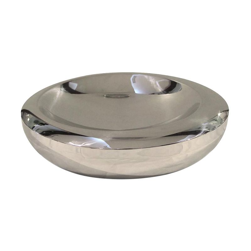 VIVERE Moon Silver Serve Bowl [27 cm]