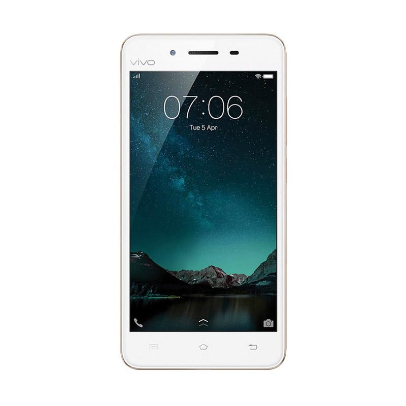 Vivo V3 Smartphone - Gold