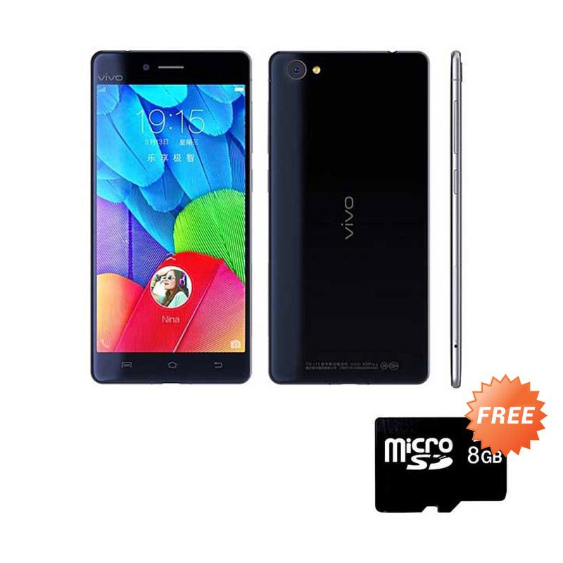 Vivo Y51 Smartphone - Black [16 GB/2 GB] + Free MicroSD Kartu Memori 8 GB