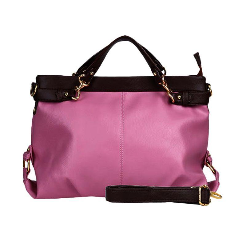 Viyar Alamanda Pink Tote Bag Tas Selempang