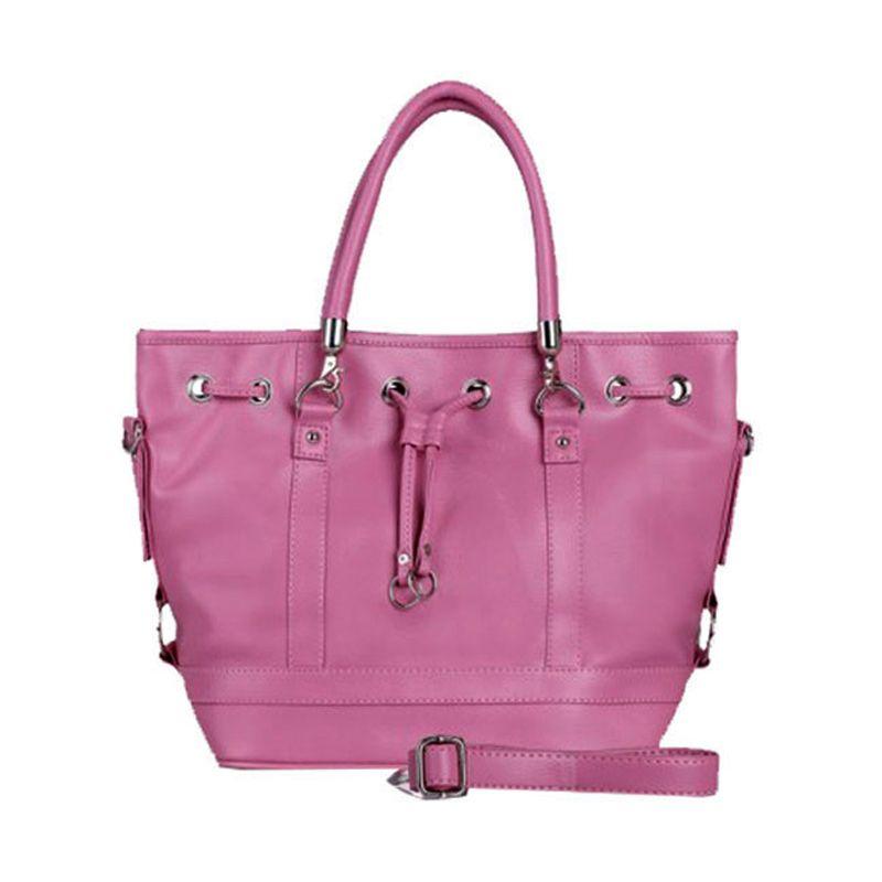 Viyar Amarylis Pink Tas Tangan