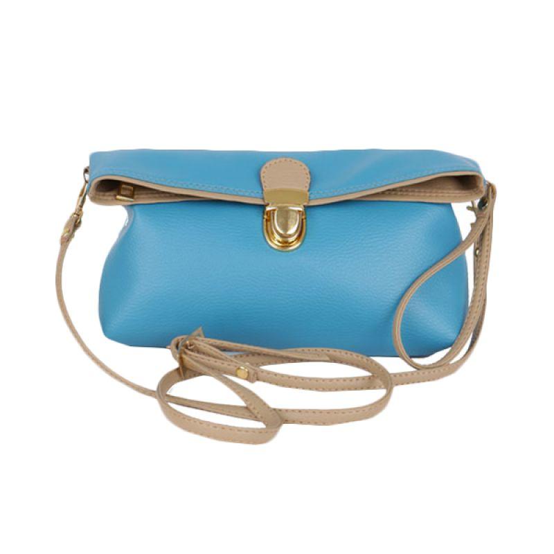 Viyar Hibiscus Tosca Clutch Bag