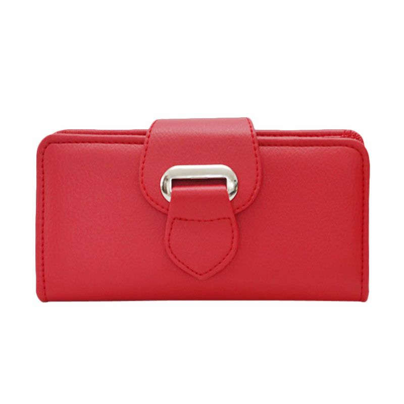 Viyar Lula Wallet Red