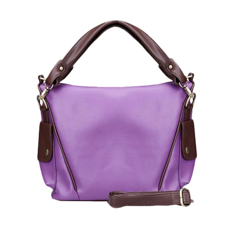 Viyar Oryza Dark Purple Tas Tangan