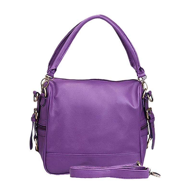 Viyar Raspberry Dark Purple Tas Tangan