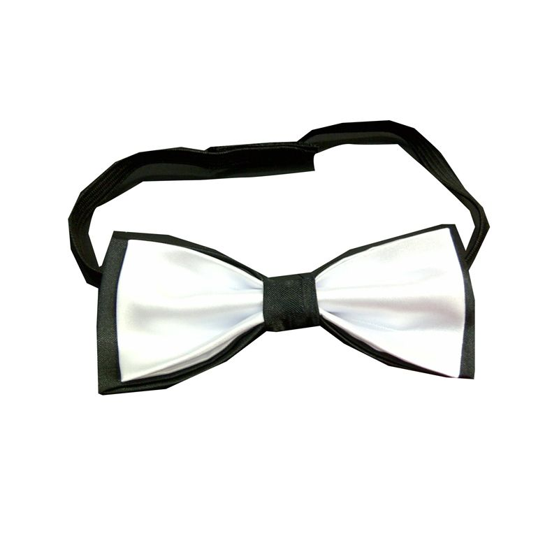 VM Fashion Black And White Dasi Kupu Kupu
