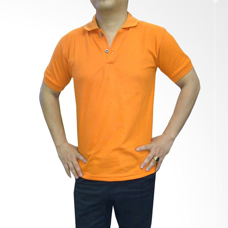 VM Polos Orange Polo Shirt Extra diskon 7% setiap hari Extra diskon 5% setiap hari Citibank – lebih hemat 10%