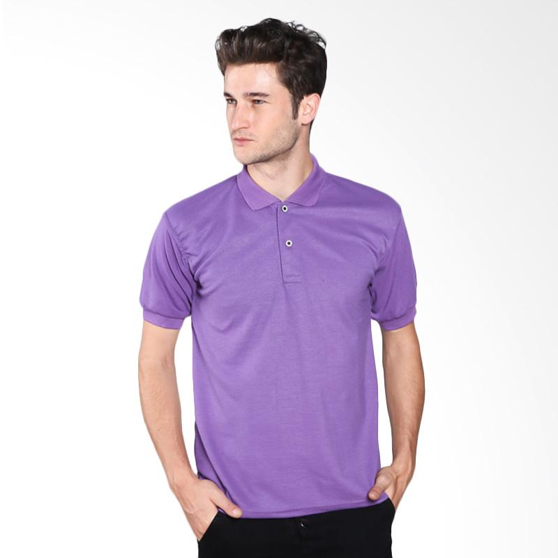 VM Basic Kaos Polos Polo Shirt - Ungu Extra diskon 7% setiap hari Extra diskon 5% setiap hari Citibank – lebih hemat 10%