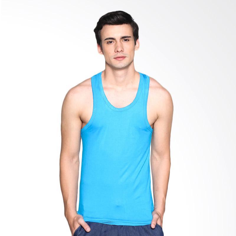 VM Kaos Polos Spandek Stretch Singlet - Biru Muda Extra diskon 7% setiap hari Extra diskon 5% setiap hari Citibank – lebih hemat 10%