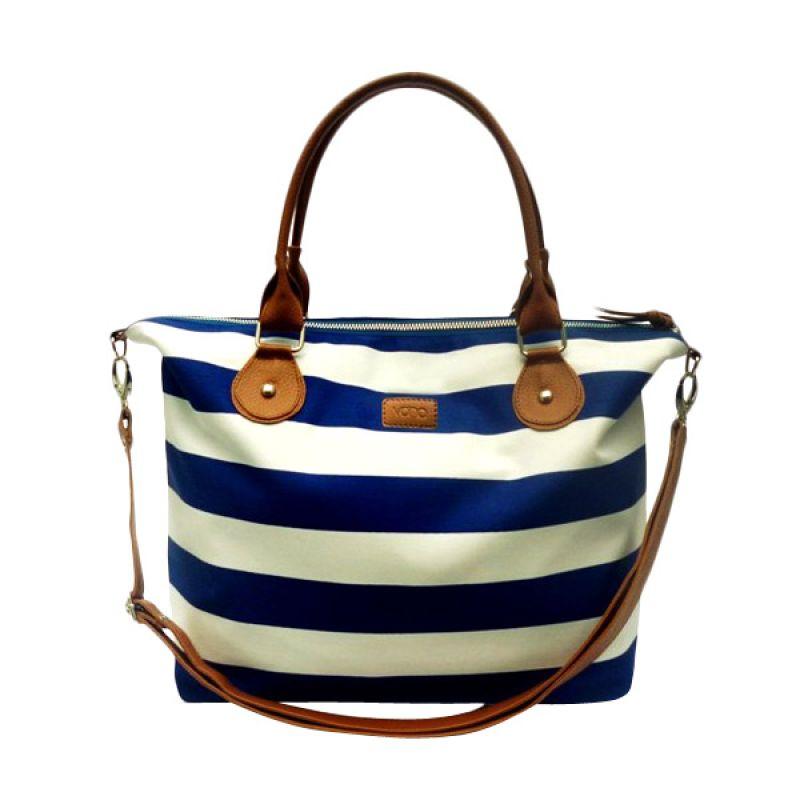 VONA Nautical Carriole - Blue / White