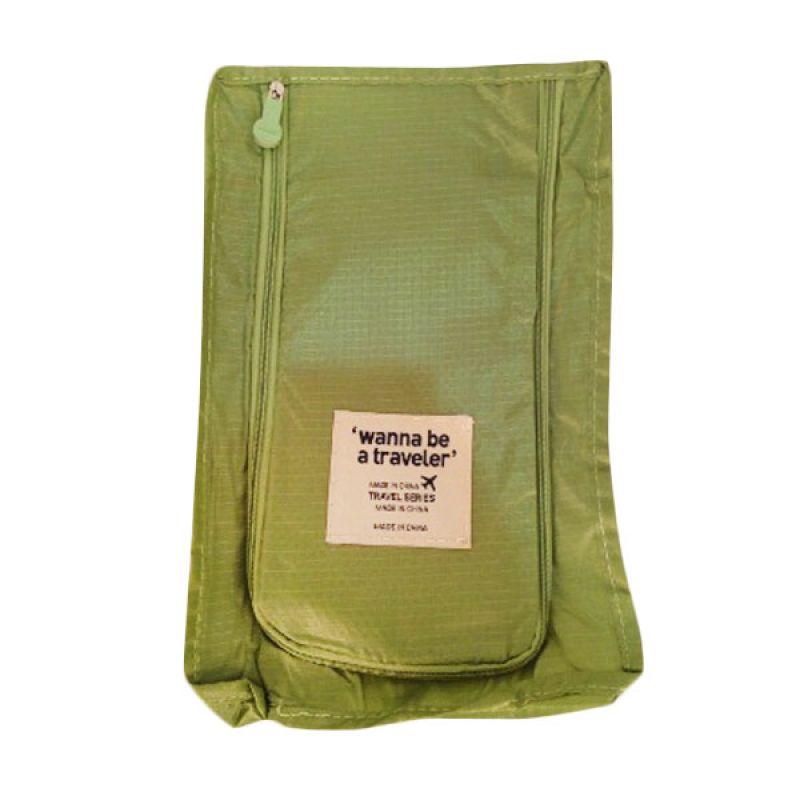 Vronique Boutique Shoes Bag Green