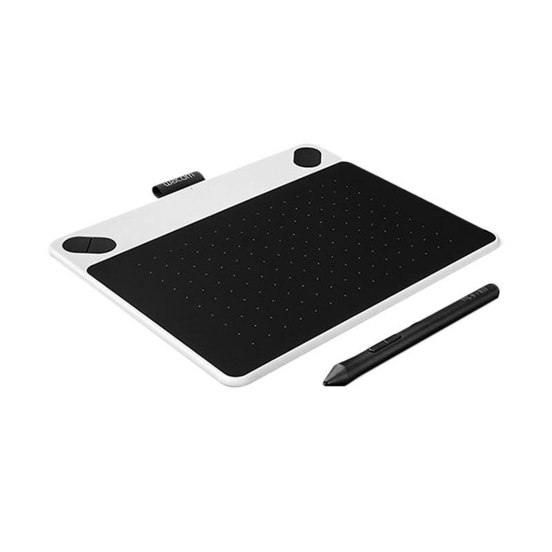 harga Wacom CTL-490/W0-C Intuos Draw Creative Pen Tablet White Blibli.com