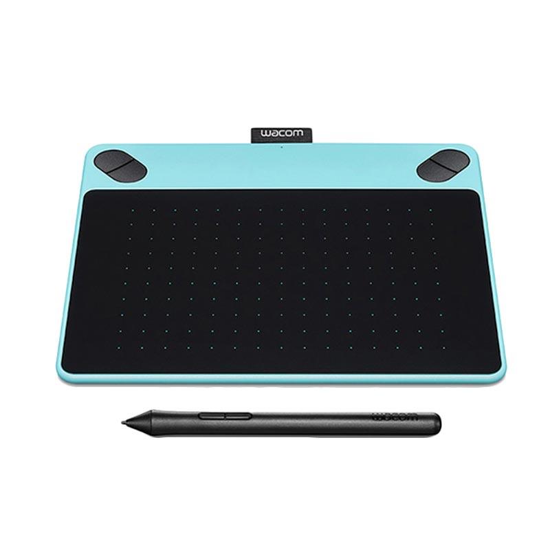 harga Wacom Intuos Draw Small Aksesoris Komputer - Mint Blue Blibli.com