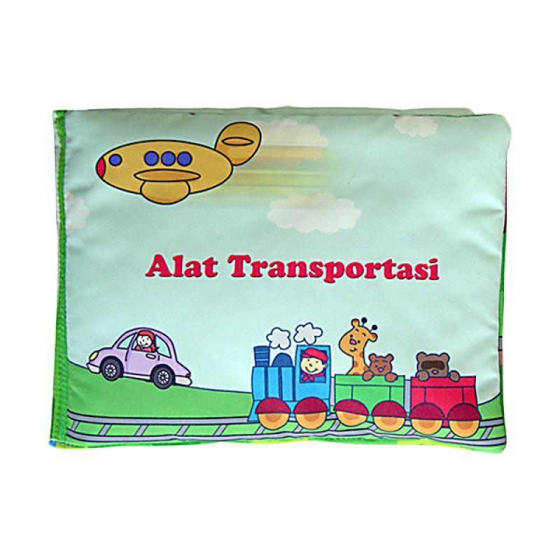 Buku Kainku Alat Transportasi Mainan Anak
