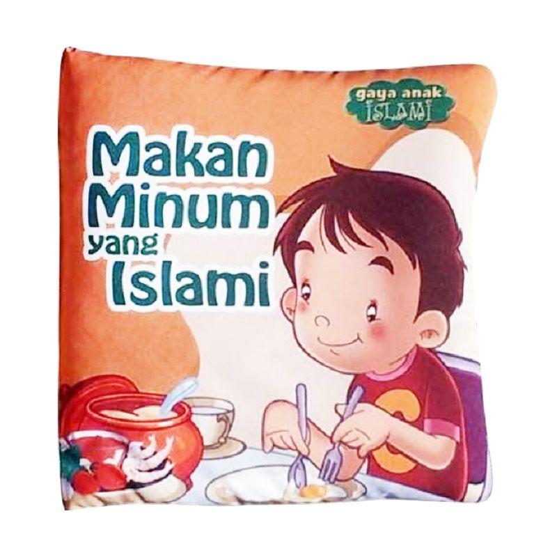 Buku Kainku Melaksanakan Ibadah Haji Mainan Anak