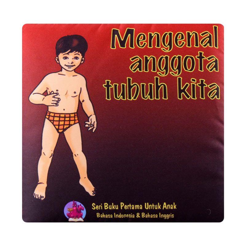 Buku Kainku Mengenal Anggota Tubuh Mainan Anak
