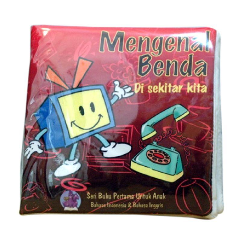 Buku Kainku Mengenal Benda Mainan Anak