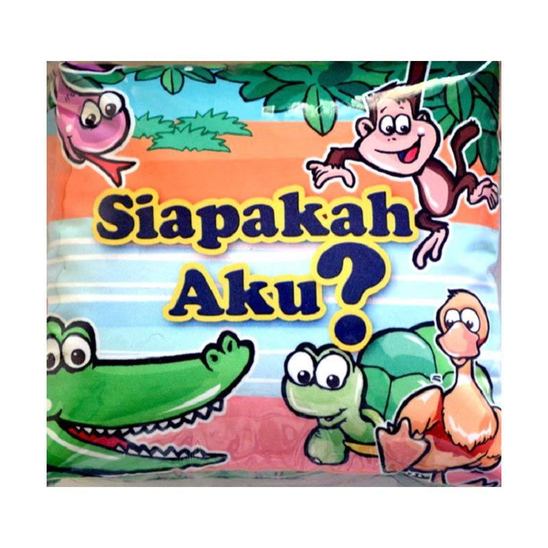 Buku Kainku Siapakah Aku Mainan Anak
