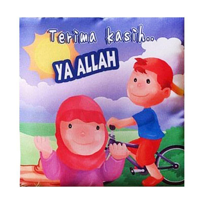 Buku Kainku Terima Kasih Ya Allah Mainan Anak