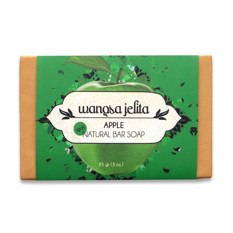 Wangsa Jelita Apple True Natural Bar Soap