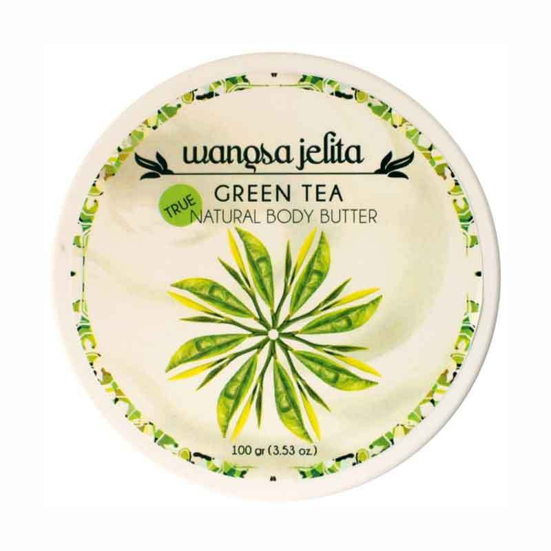 Wangsa Jelita Green Tea Natural Body Butter