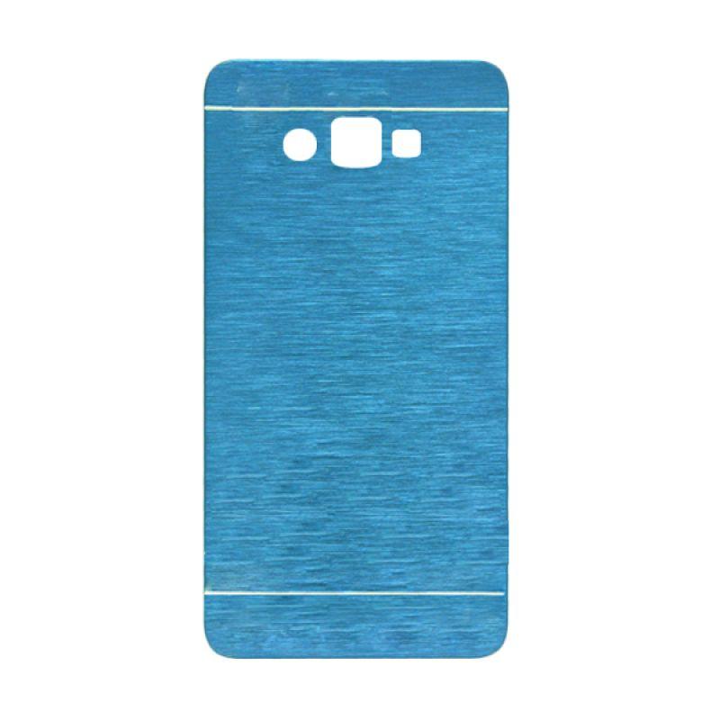 Motomo Biru Hard Case Casing for Galaxy Ace 4