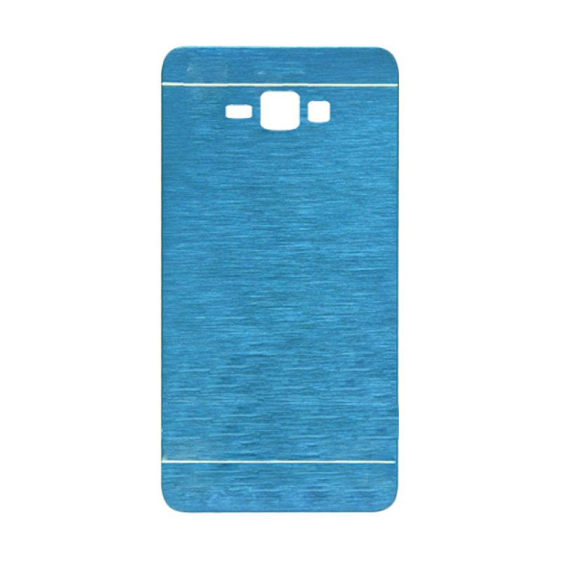 Motomo Biru Hard Case Casing for Galaxy J1