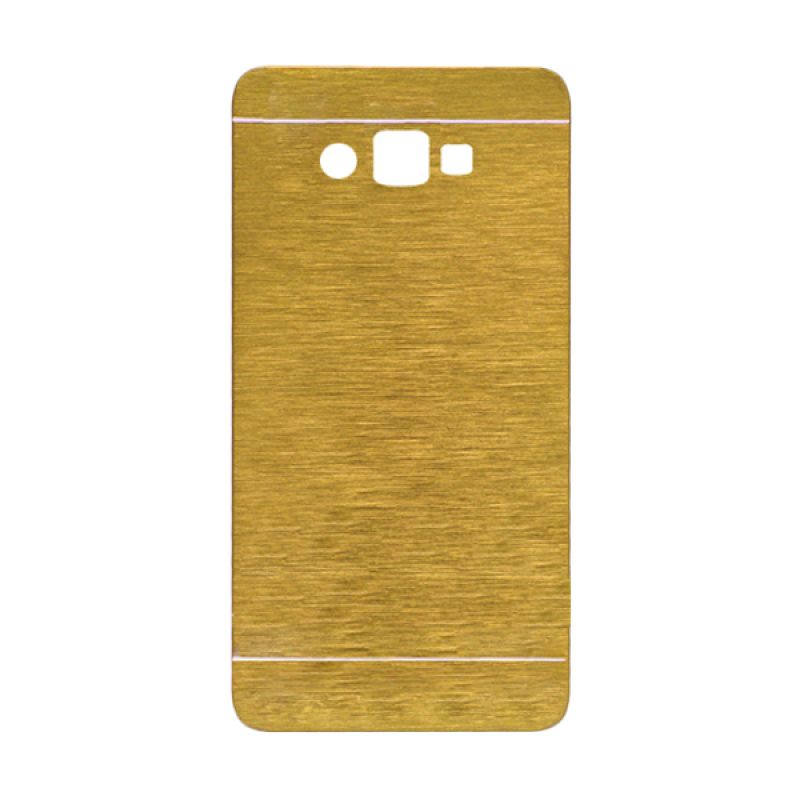 Motomo Gold Hard Case Casing for Galaxy Ace 4