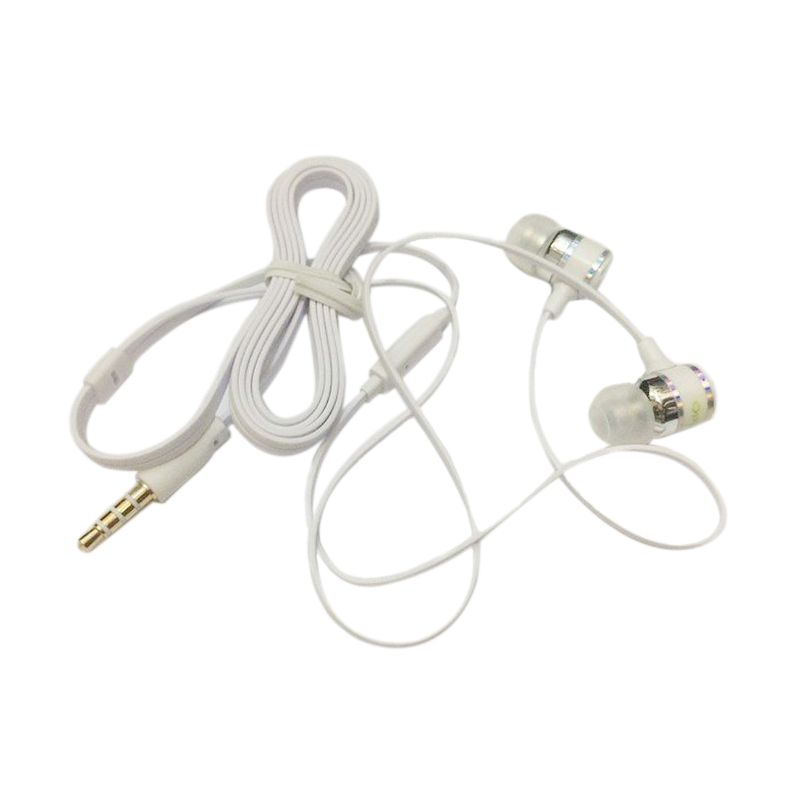 Pro Putih Earphone for Xiaomi Smartphone