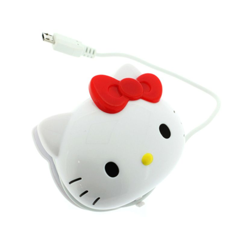 Pro Hello Kitty Merah Travel Charger