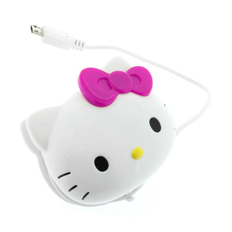 Pro Hello Kitty Pink Travel Charger