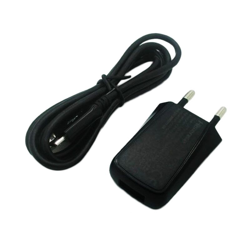Pro Travel Hitam Charger for Smartfren Andromax