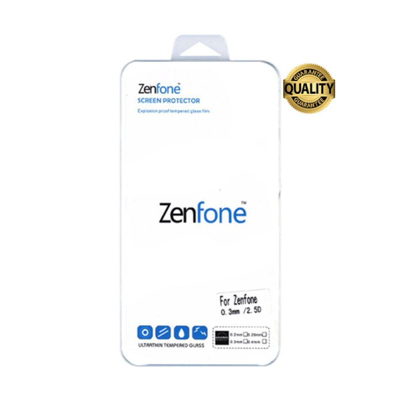 Pro Ultrathin Tempered Glass Screen Protector for Asus Zenfone 5