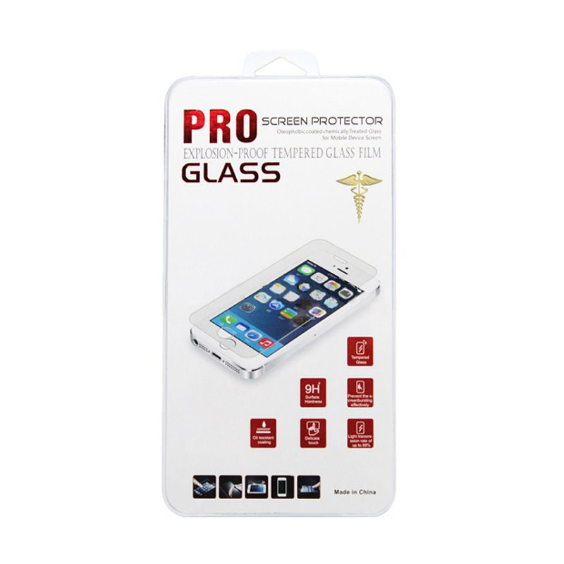 Pro Universal Ultrathin Tempered Glass Screen Protector for Smartphone [5.0 Inch]