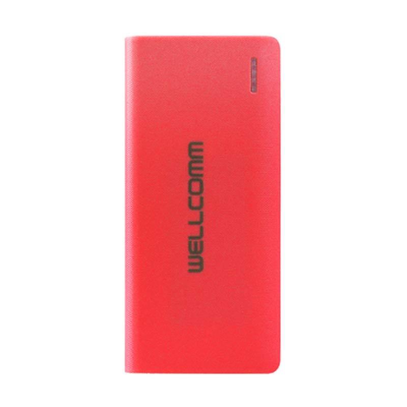 Wellcomm BK70 Merah Powerbank [7000 mAh]