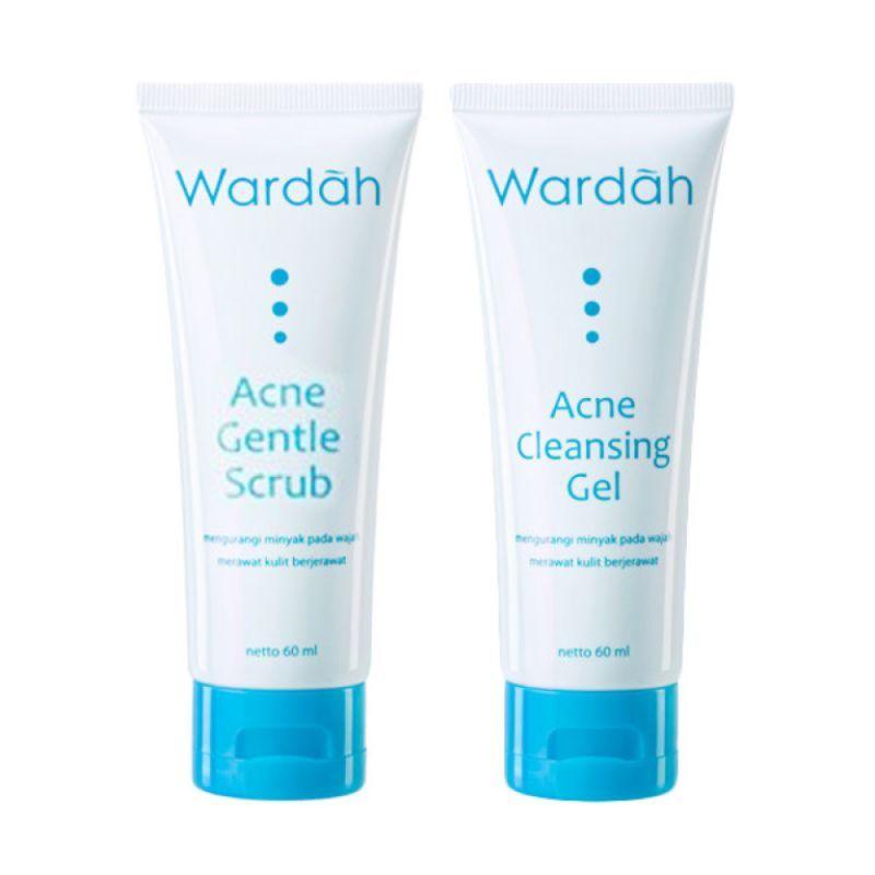 Wardah Acne Cleansing Series