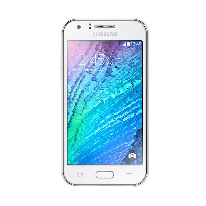 Samsung Galaxy J100 Blue Smartphone [4GB]