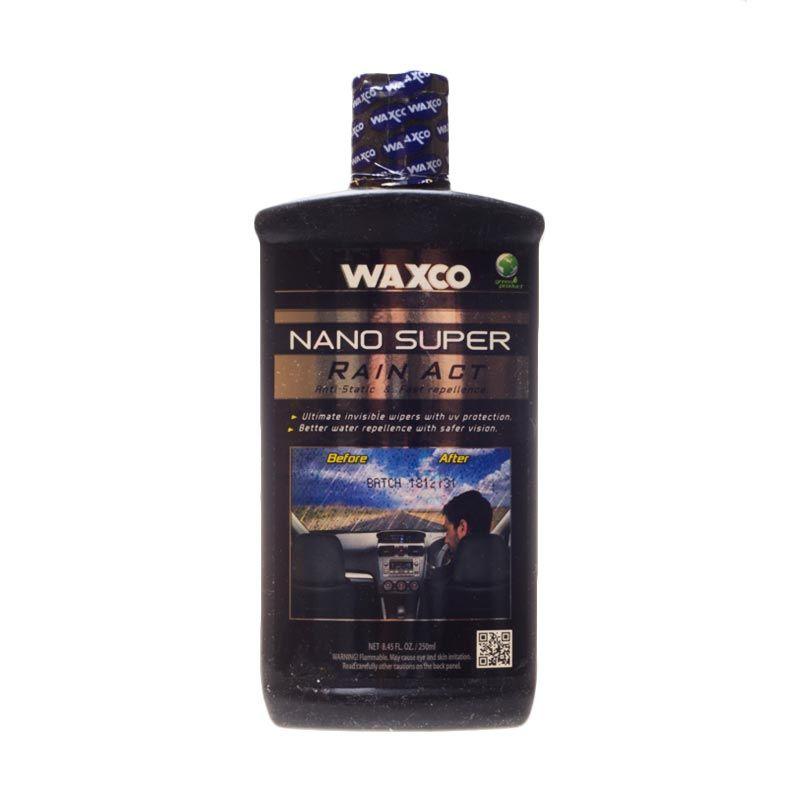 Waxco Nano Super Rain Act 250 ml