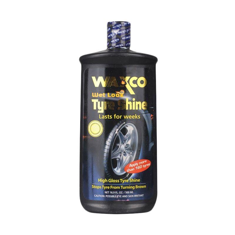 Waxco Wet Look Tyre Shine 500 ML