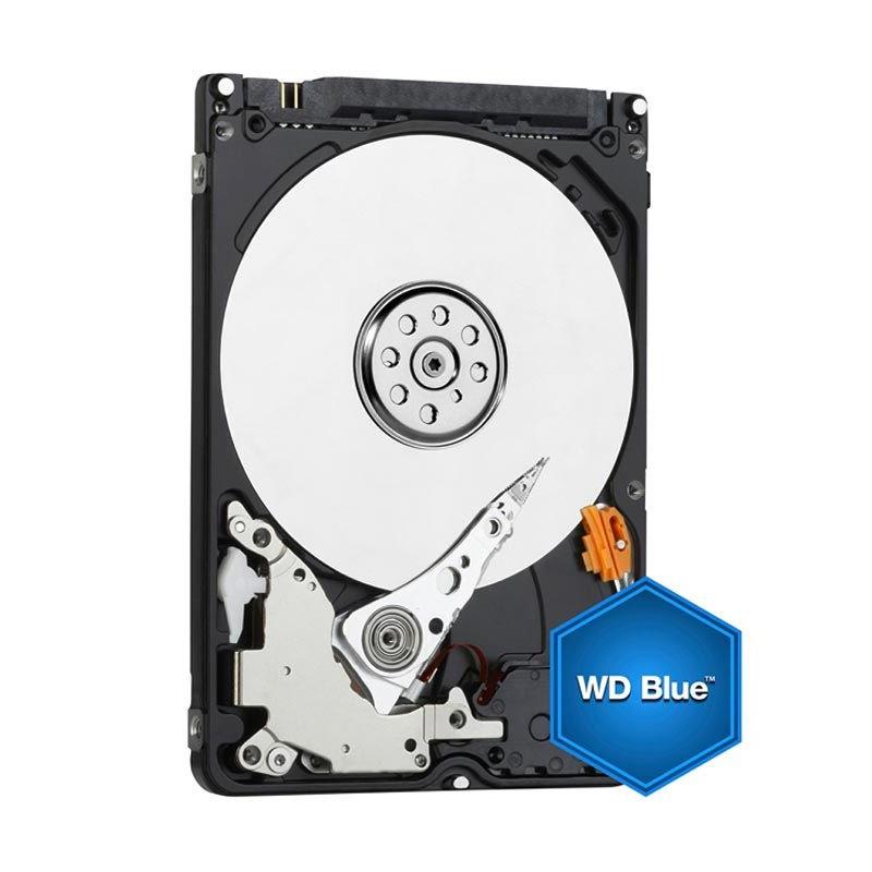 harga WD Caviar Hard Disk Internal - Blue [5TB / SATA 3 / 7200 RPM / 64 MB] Blibli.com