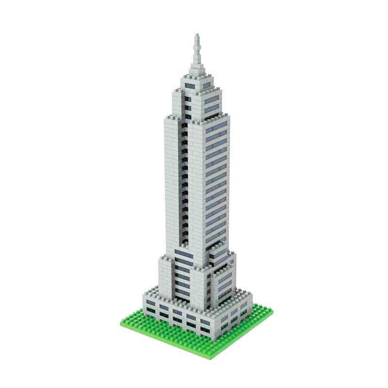 Weagle 2286 Empire State Building USA Mainan Blok & Puzzle