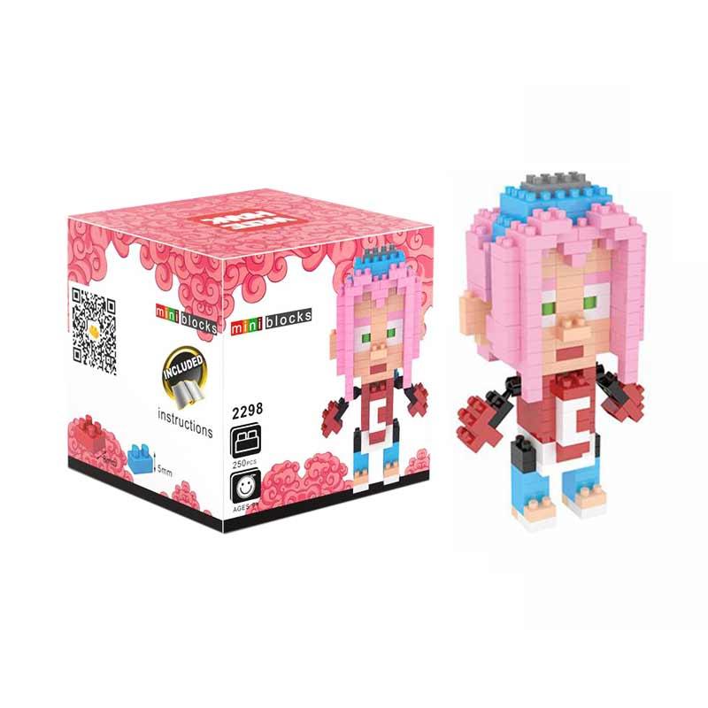 Weagle Box Sakura 2298 Mainan Blok & Puzzle