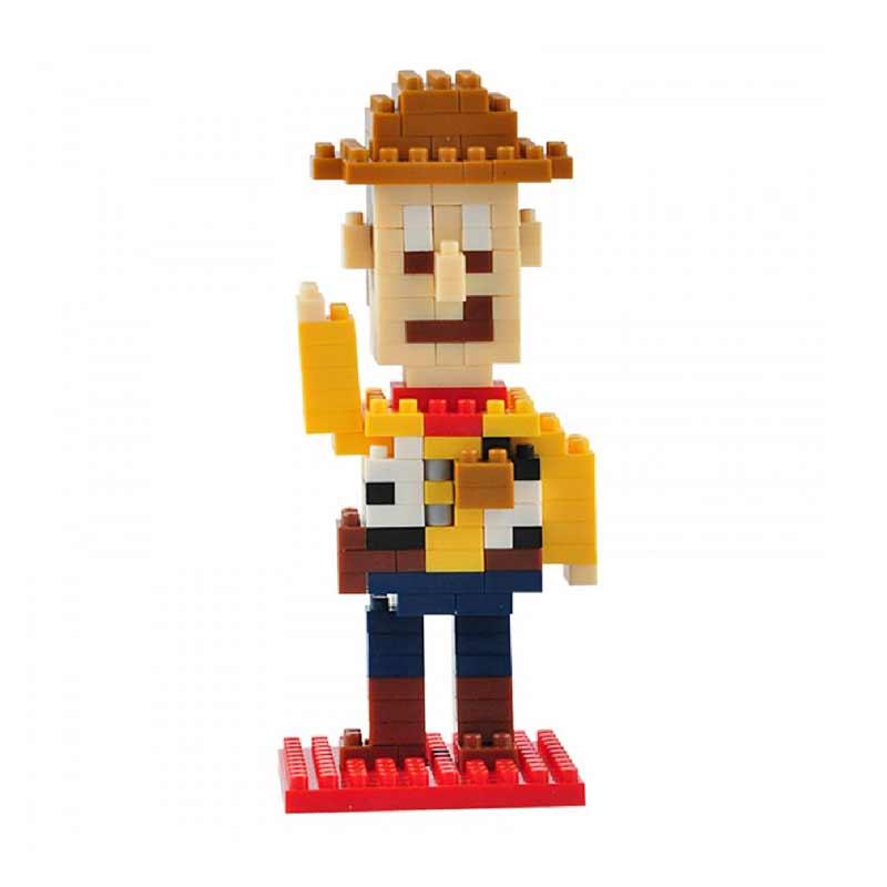 WEAGLE M 2241 TS Woody Mainan Blok & Puzzle