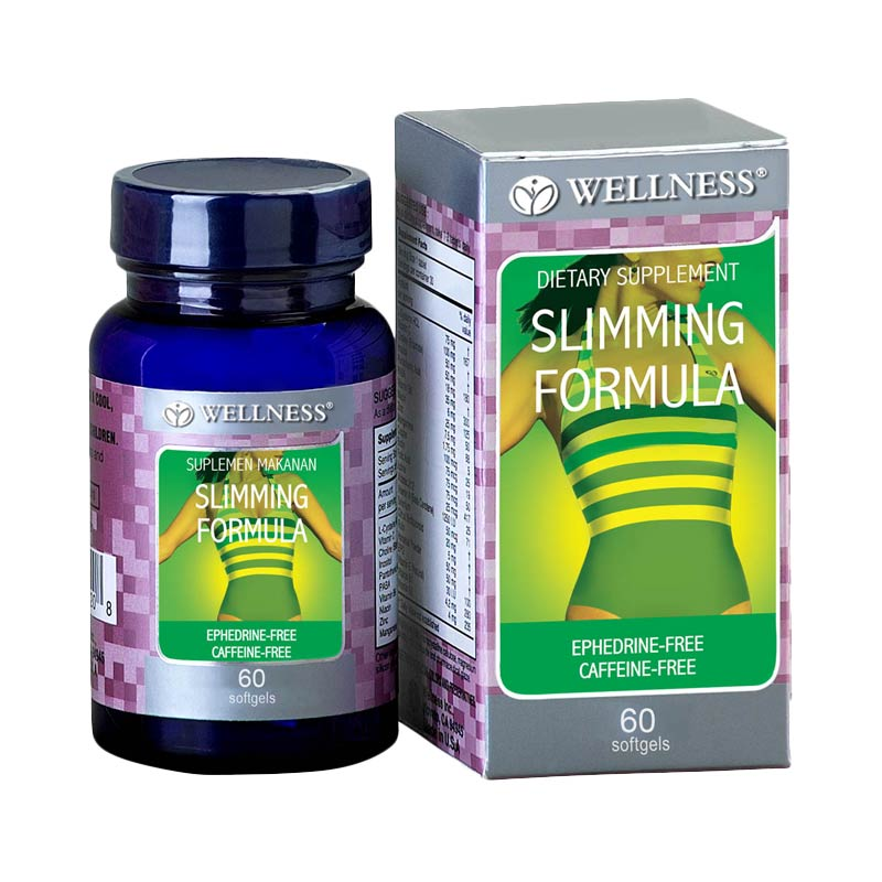 Wellness Slimming Formula Suplemen