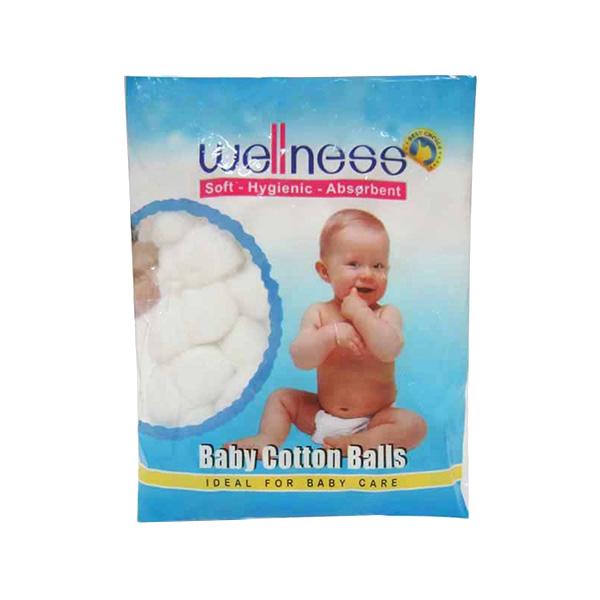 Wellness Cotton Balls [100 pcs