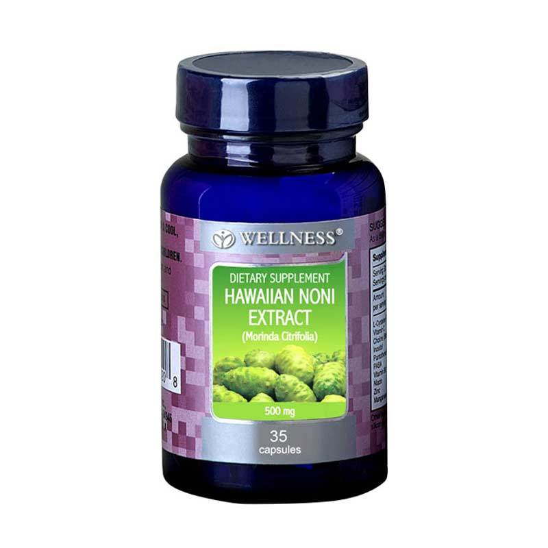 Wellness Hawaian Noni (35 Caps)