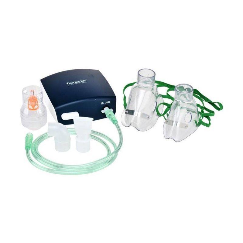 Family Dr TD-7013 Nebulizer Alat Terapi Pernafasan