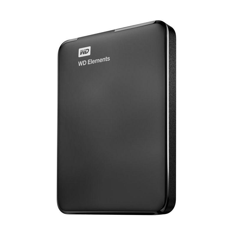 WD Element Black Hard Disk External [750 GB/2.5 Inch/USB 3.0]