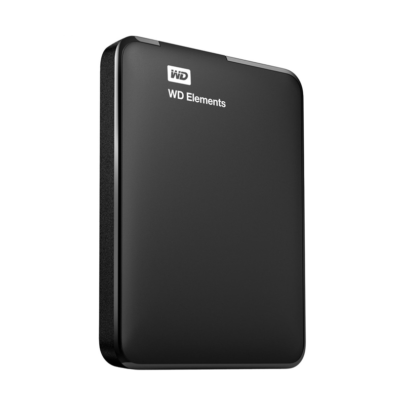 WD USB 3.0 Black Hard Disk Eksternal [2.5 Inch/500 GB]
